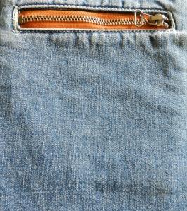 bolso de calça